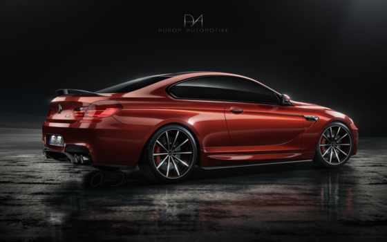 bmw, тюнинг, coupe, automotive, duron, авто, red,