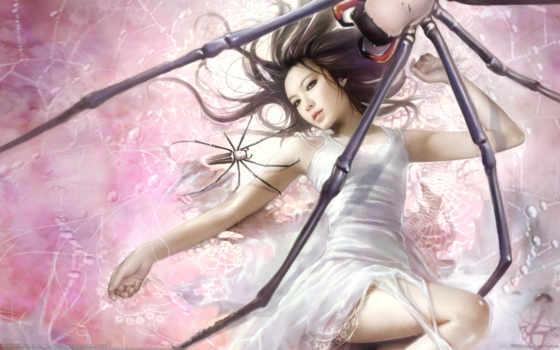 fantasy, изображение, free, desktop, бесплатные, goddess, android, лета, гигант,