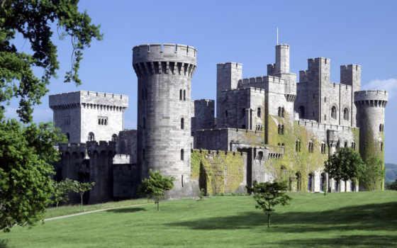 castle, замки Фон № 14557 разрешение 1920x1200