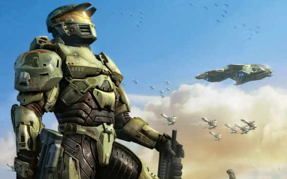 halo, online, free