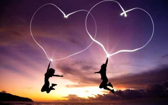 love, hearts, девушка, пейзаж, парень, прыжок, day, download, картинку, boy, valentines, pictures, göre, page, сердце, сердца, similar,