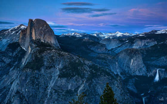 yosemite, national, park