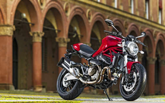 ducati, bike, monster