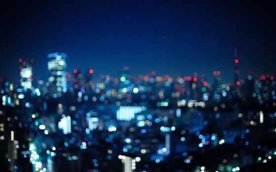 город, города, фоны, картинка, ночь, рисунок, огни, japanese, tokio, темно, синем,