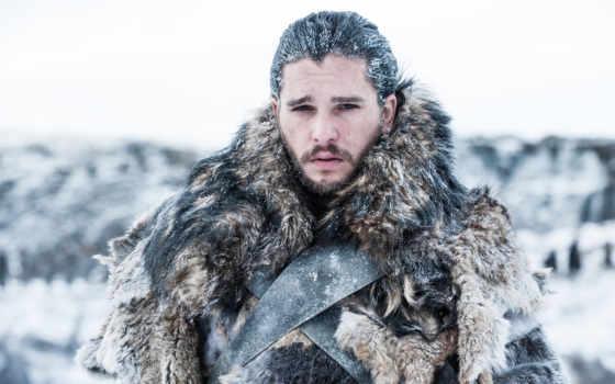 season, game, снег, jon, thrones,