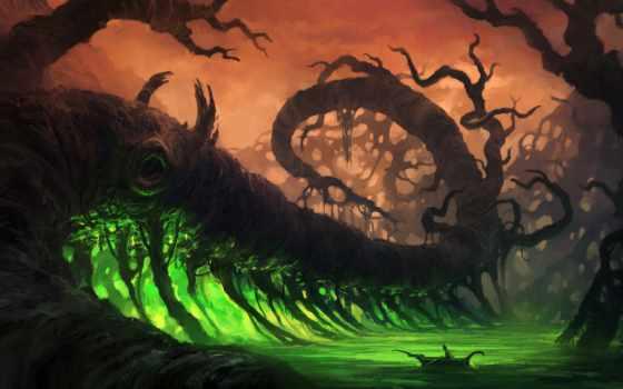 fantasy, pinterest, art, abyss, explore, landscape, ideas, more,
