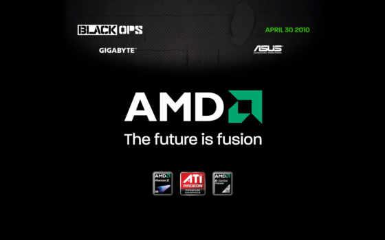 amd, fusion, будущее, video,