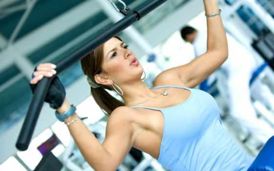 фитнес, женский, здоровья