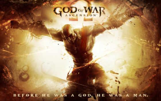 god, war, ascension Фон № 118356 разрешение 3360x2100