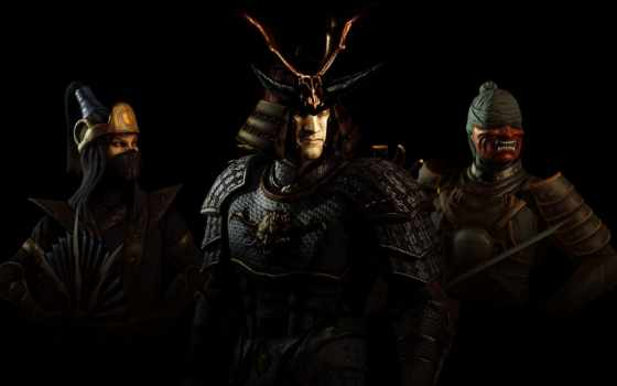 kombat, mortal, pack, самурай, обновление, steam,