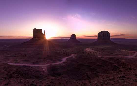 скинали, панорама, долина, landscape, arizona, дек, украшения, памятник, пустыня,