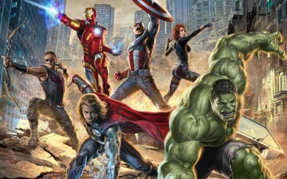 мстители, marvel, мужчина, art, iron, халк, супергерои, captain, avengers, американский,
