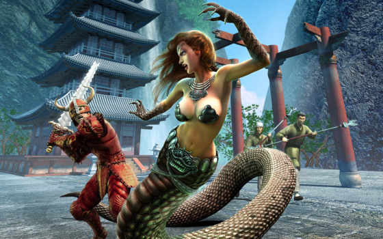 игры, everquest, fallen, dynasty, games, компьютерные, видео, игра, fantasy, girls, download, gallery,