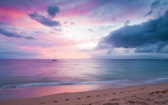 море, пляж, страница