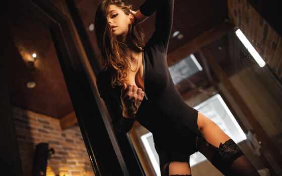платье, clubwear, волосы, песнь, black, dzhozz, sunamus, глаза, женщина, outfit, смотреть