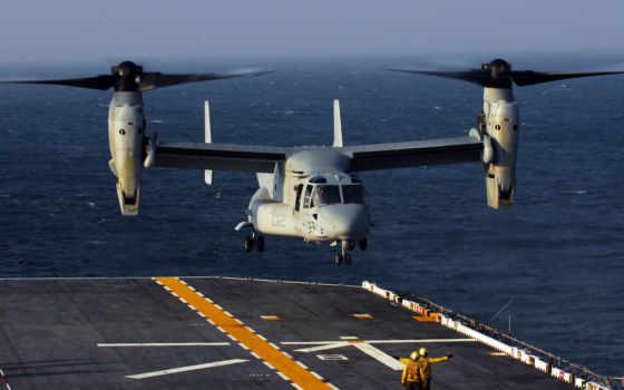 osprey, самолёт, boeing