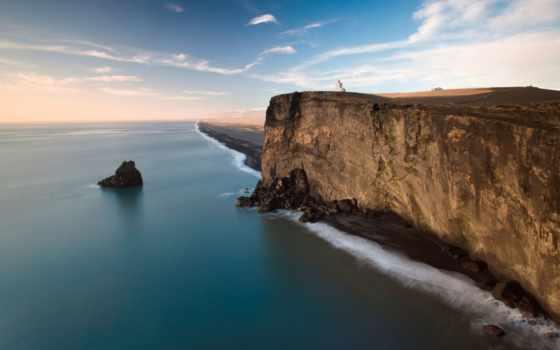 break, море, природа