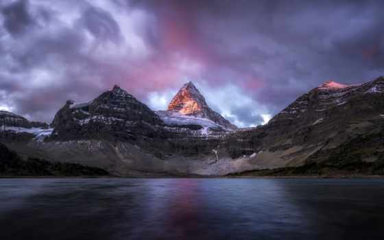 mt, assiniboine, gallery, summit, poulton