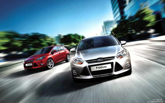 ford, focus, trick