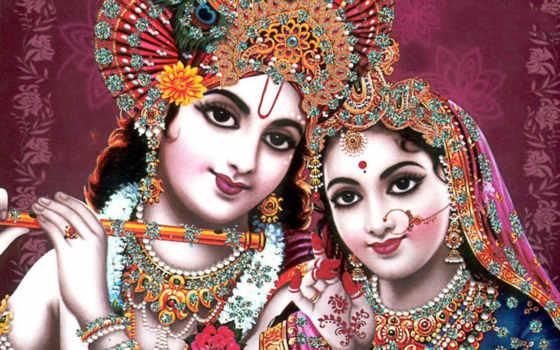 krishna, radha, god