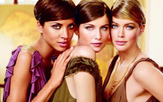 трио, сестры, фотошопа, pinterest, парфюмерии, hicks, abraham, третья, second, models, первая,