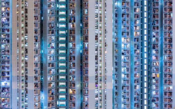 башня, block, house, architecture, dmitriy, сова, kowloon, ночь, toby, harriman