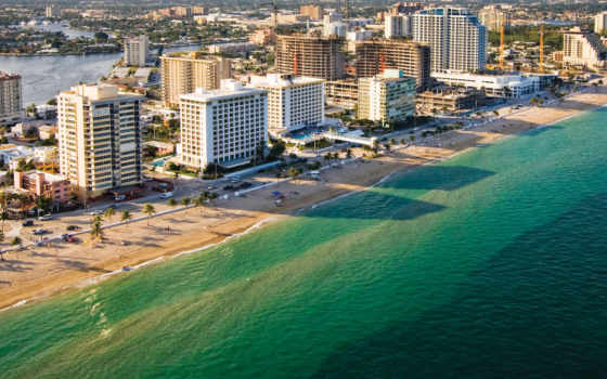форт, lauderdale, airport, hotel, florida, hilton, our,