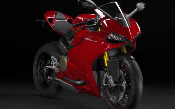 ducati, panigale, мотоцикл