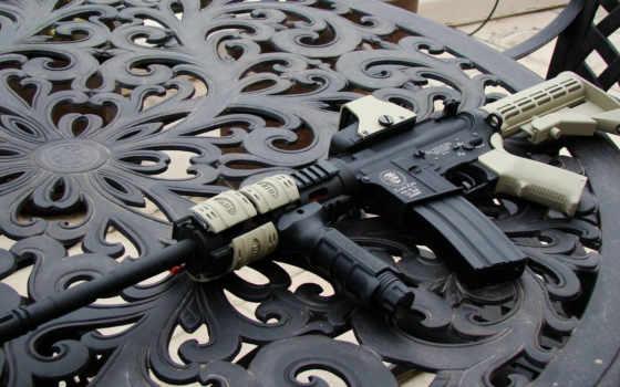 винтовка м-16
