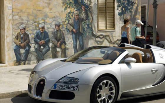veyron, bugatti, спорт