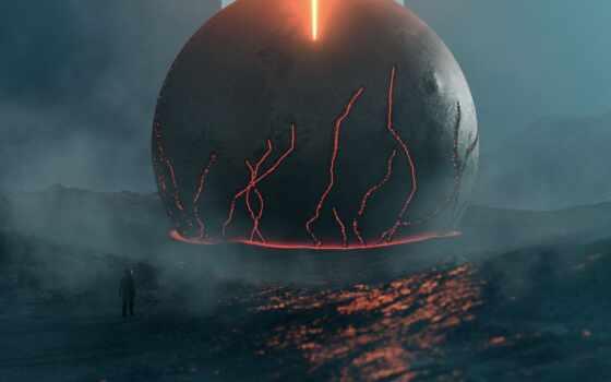 event, лава, метеорит, будущее, standard
