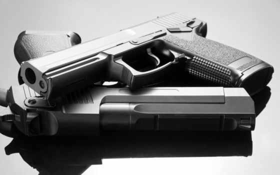 gun, пистолеты