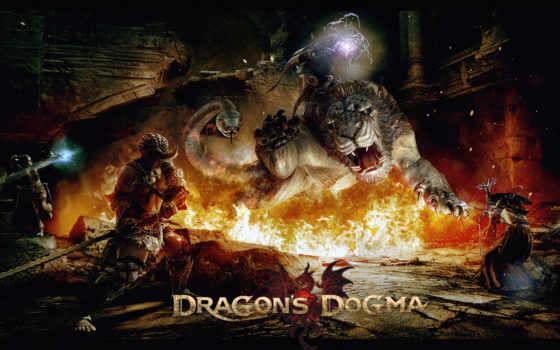 dogma, дракон, dark, arisen, янв, огромном, января, открытом,