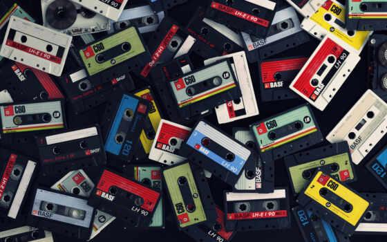 ретро, радио, музыка, aesthetic, касета