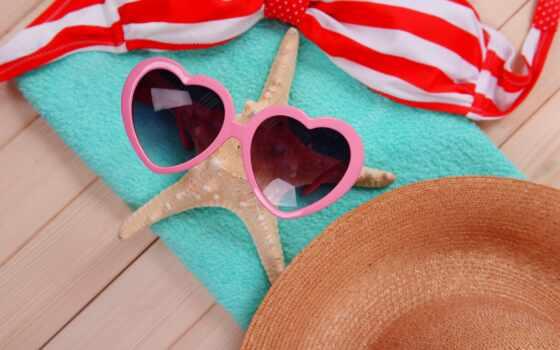 отдых, полотенце, пляж, summer, принадлежность, vacation, girly, star, free, качественные