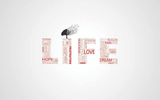 типографика, life, слово, креатив, art, буква, идея, цитата, cover, надпись