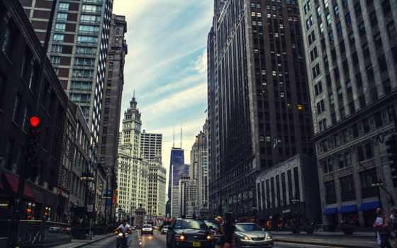 chicago, usa, сша