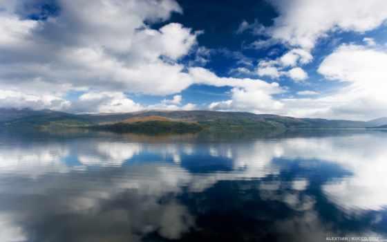 аляска, landscape, природа
