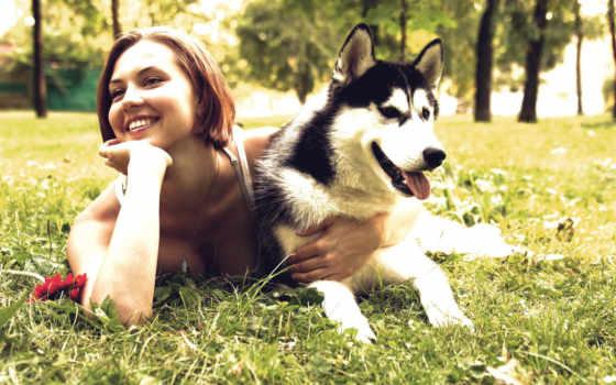 собак, хозяев, их, собаки, health, собакой, своих, собака, мужчина,