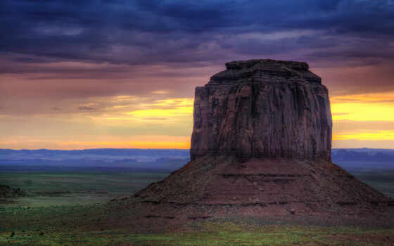 памятник, закат, долина, utah, landscape, пост, new, enjoy