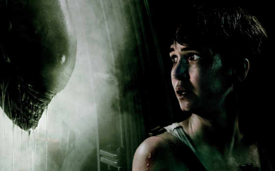 alien, союз, плакат, ridley, scott, movie, trailer, out, addict, formatı,