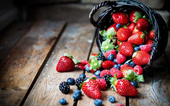 ягода, плод, meal, который, клубника, compilation, цветы, красивый, сонник, спать, картинка