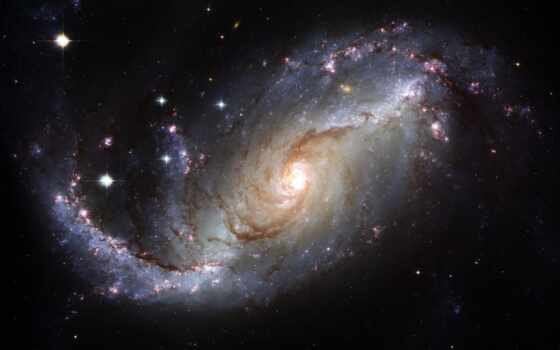 galaxy, star
