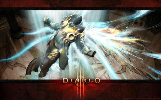 diablo, iii, tyrael, blizzard, lupta, archangel, èð, µéñ, ai, игры, ales,