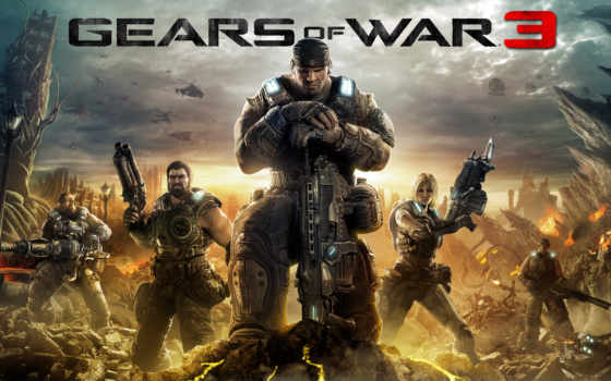gears, war, xbox, маркус,