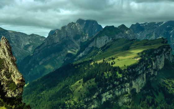горы, природа Фон № 24930 разрешение 1920x1080