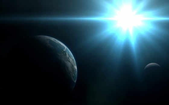 спутник, star, космос