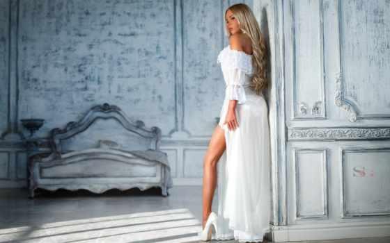 платье, blonde, белое, белом, hairstyle, макияж, туфли, именем, вконтакте, bodyline, рисунок,