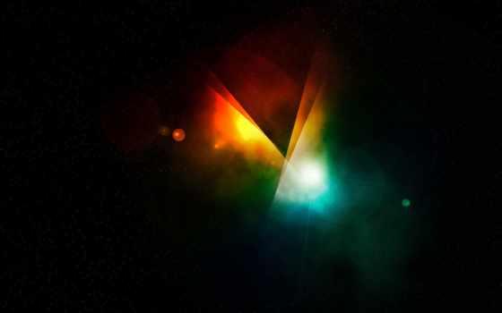 радуга, широкоформатные, тона
