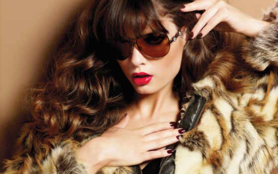 очки, guess, hellberg, девушка, sandrah, модель, картинка,